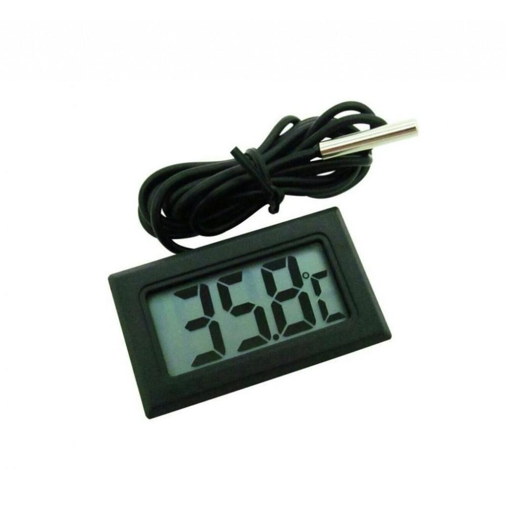 Термометр цифровой с выносным датчиком