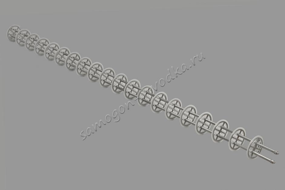 Вставка тарелок НБК (2700-3300 Вт), для царги L-1000