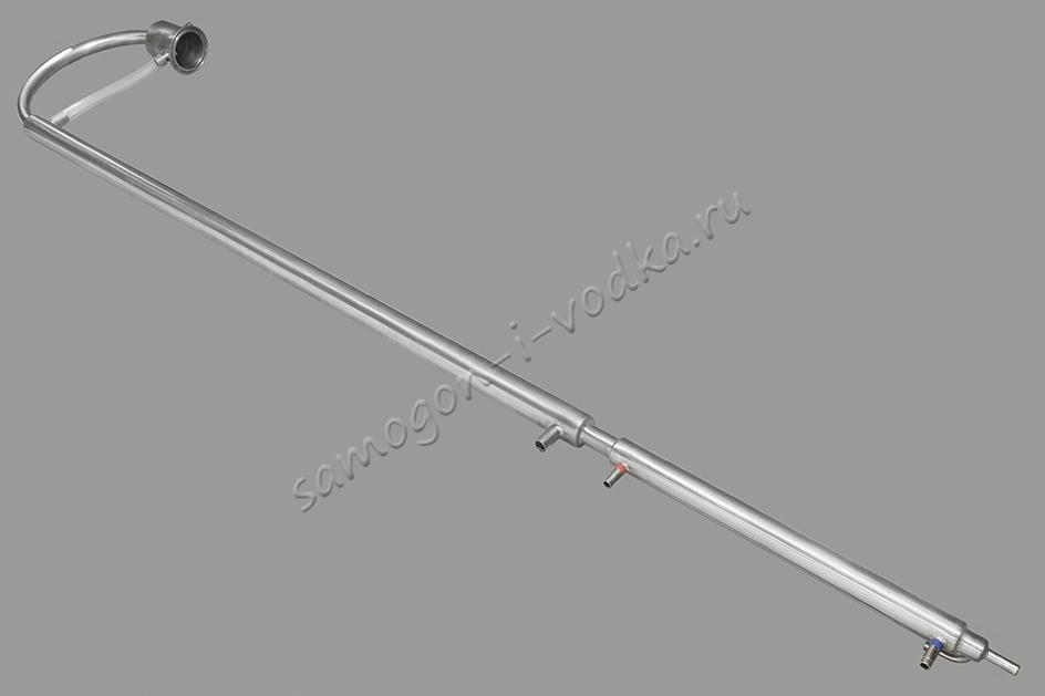 Дистиллятор с предподогревом браги для НБК серии ХД-2