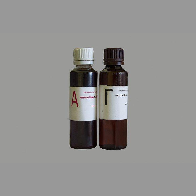 Набор ферментов для зерновых браг (А+Г)