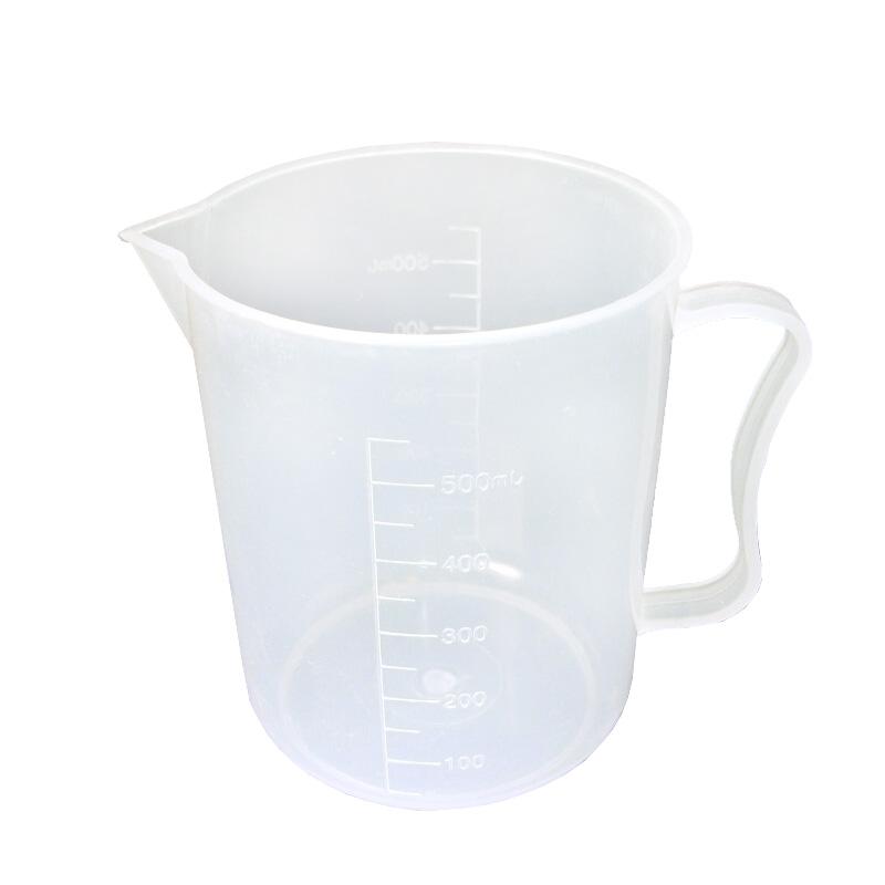 Мерный стакан 0,5 литра (полипропилен)