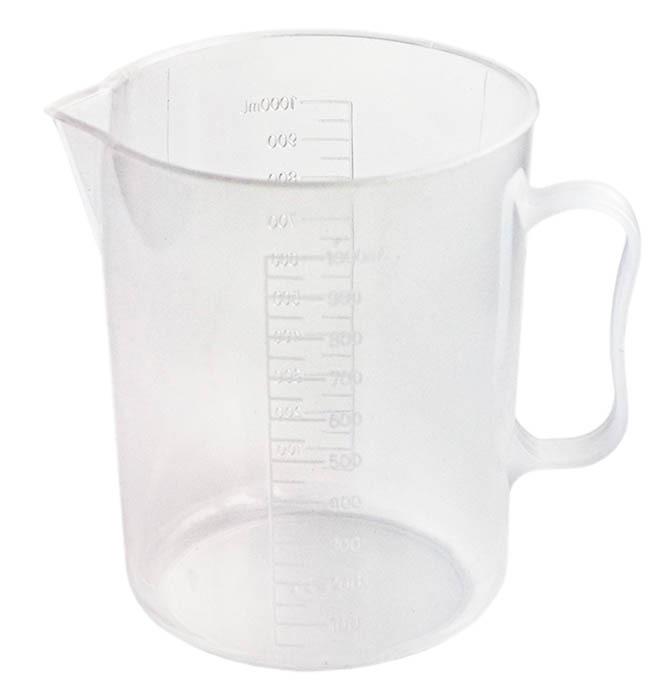 Мерный стакан 1 литр (полипропилен)