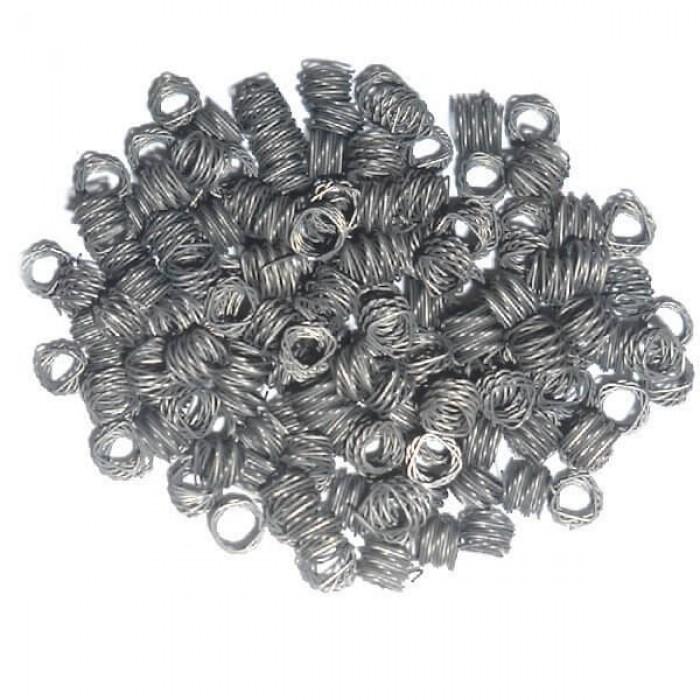 Спирально призматическая насадка СТАЛЬ 0.25 мм, 3.5х3.5; 0.5 кг