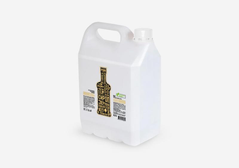 Глюкозно-фруктозный сироп зерновой (ГФС-42) 5л