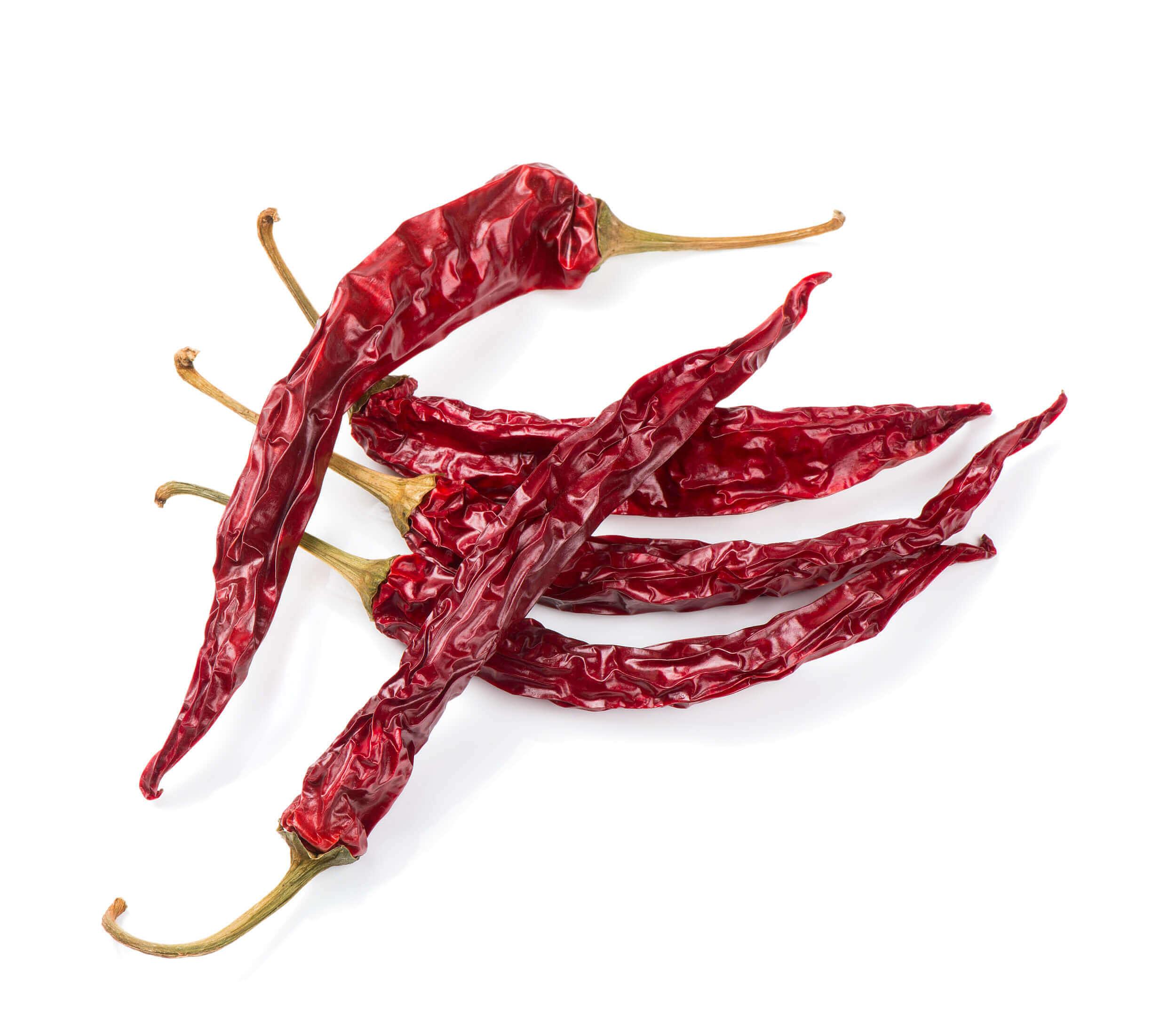 Перец красный Чили, 50 г (стручки)