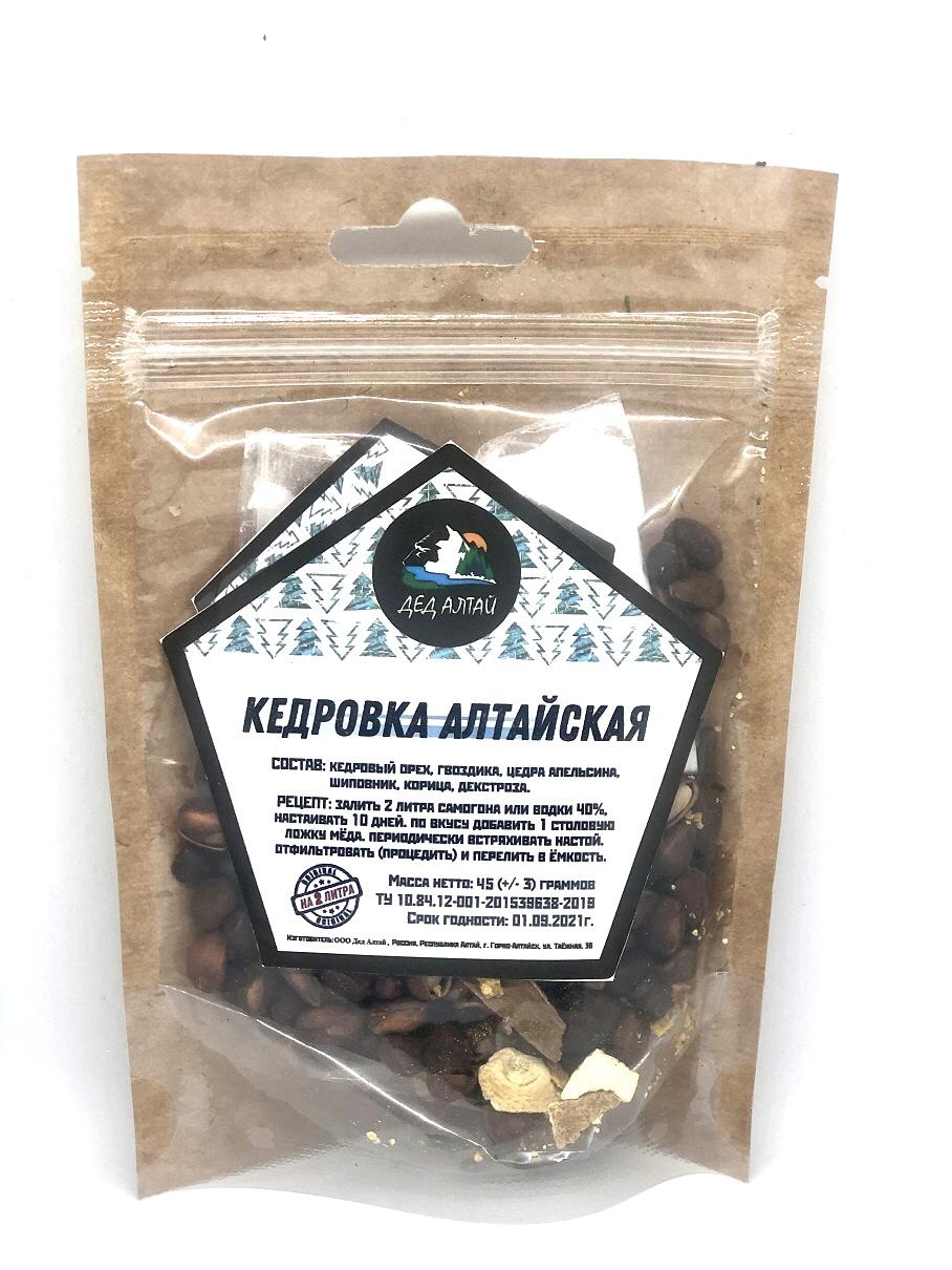 Набор трав и специи КЕДРОВКА АЛТАЙСКАЯ